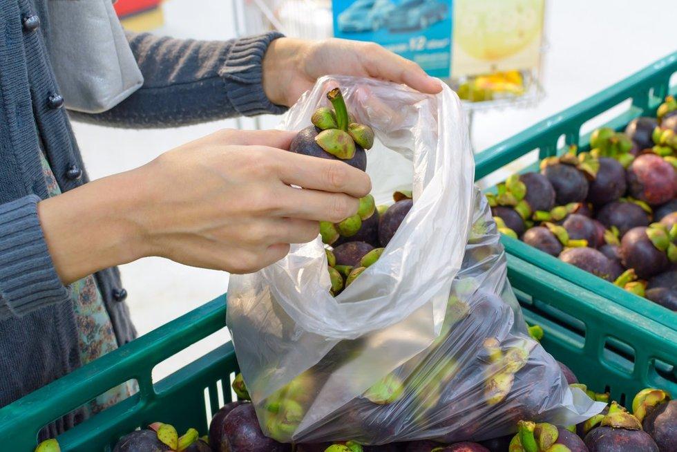 Plastikinis maišelis (nuotr. Fotolia.com)