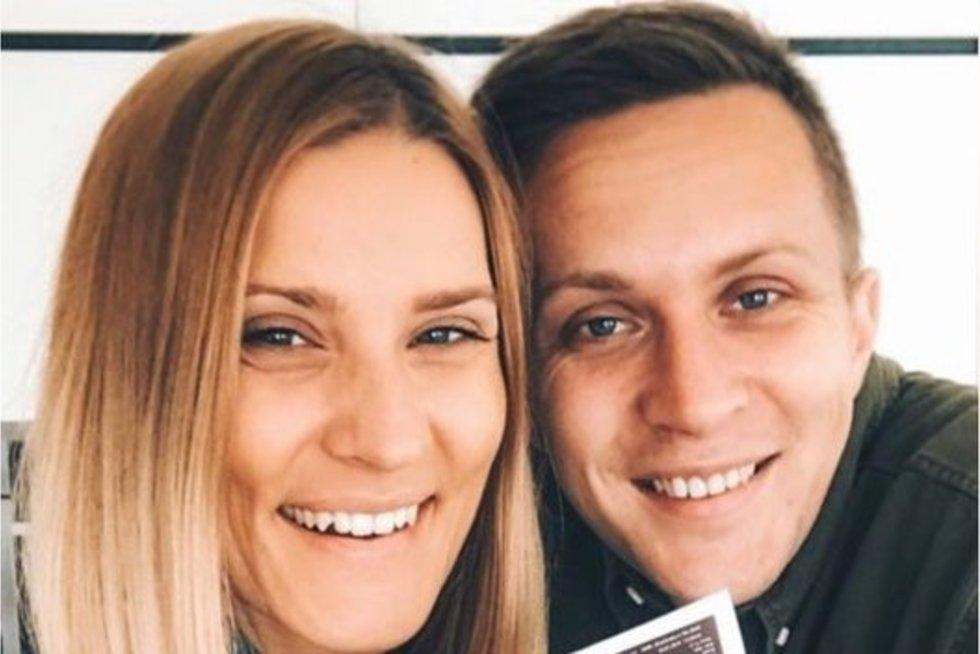 Kristina Pišniukaitė-Šimkienė  (nuotr. Instagram)