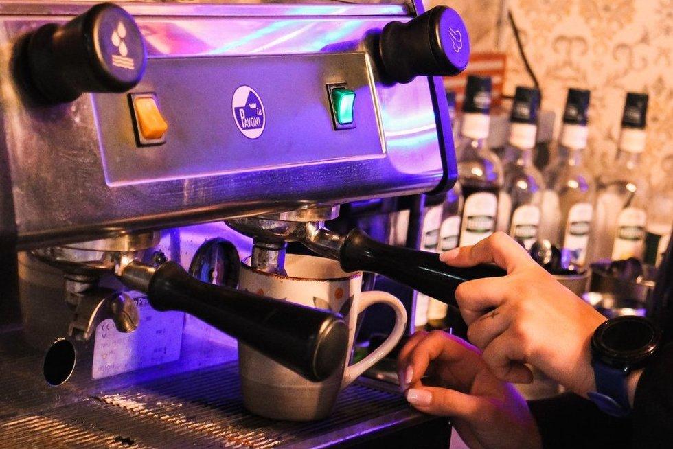 kavinė, asociatyvi nuotr. (nuotr. Enrikos Gecaitės)