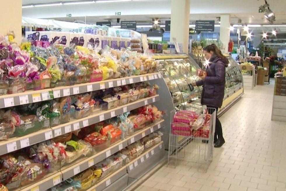 Prekybos centras (nuotr. stop kadras)
