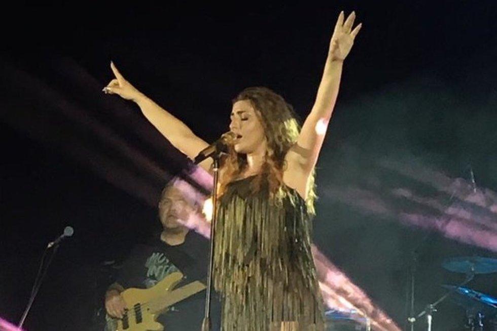 Elena Paparizou (nuotr. facebook.com)
