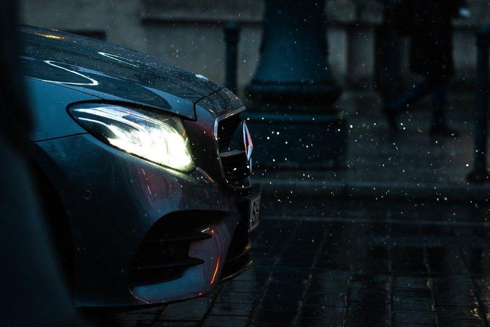 Automobilis (nuotr. Fotodiena/Justino Auškelio)