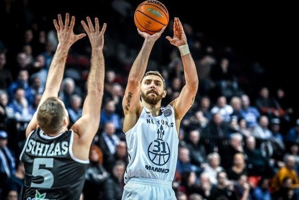 D.Gailius  (nuotr. FIBA Europe)