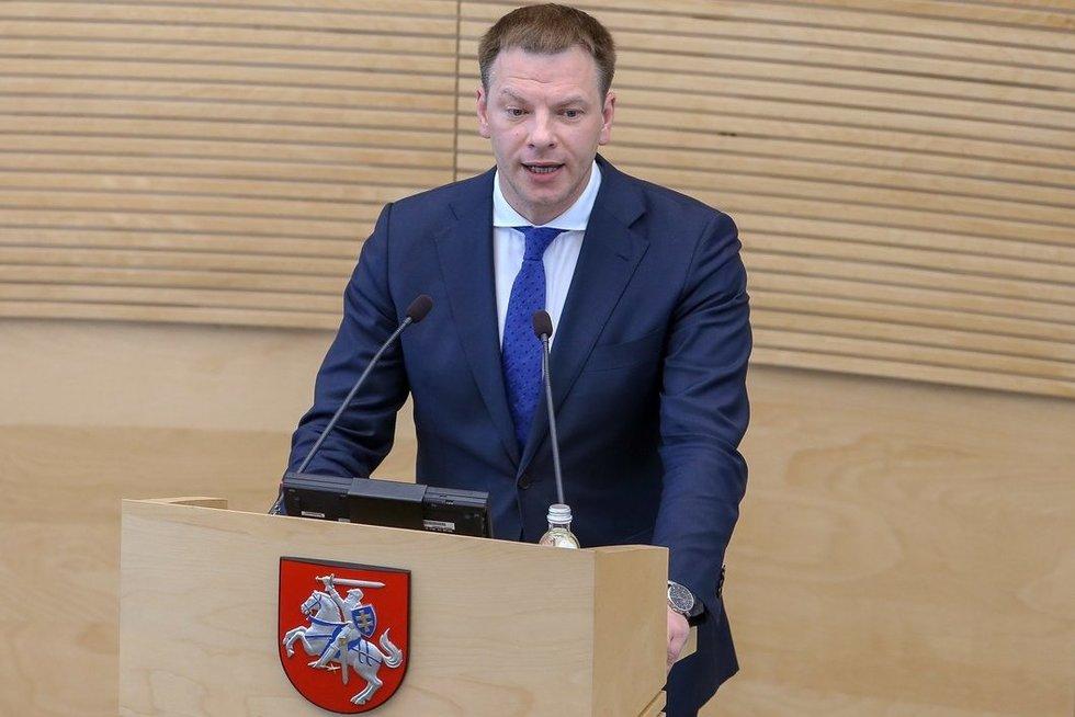 Vilius Šapoka (nuotr. Fotodiena.lt)