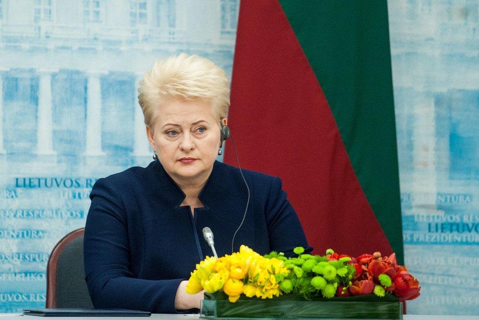 D. Grybauskaitė (nuotr. Fotodiena.lt)
