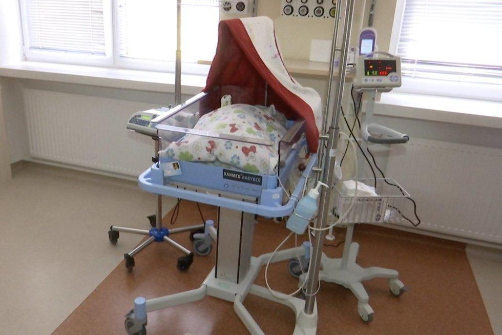 Kūdikis (nuotr. stop kadras)