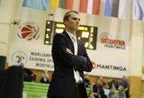 Lietuvos dvidešimtmečių rinktinėje pasikeitė vyriausiasis treneris