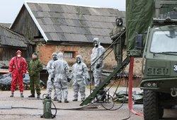 Ekstremali situacija: kas vyktų ją paskelbus Lietuvoje