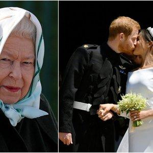 """Karalienės kirtis Harry ir Meghan: teks keisti net """"Instagram"""" anketos pavadinimą"""