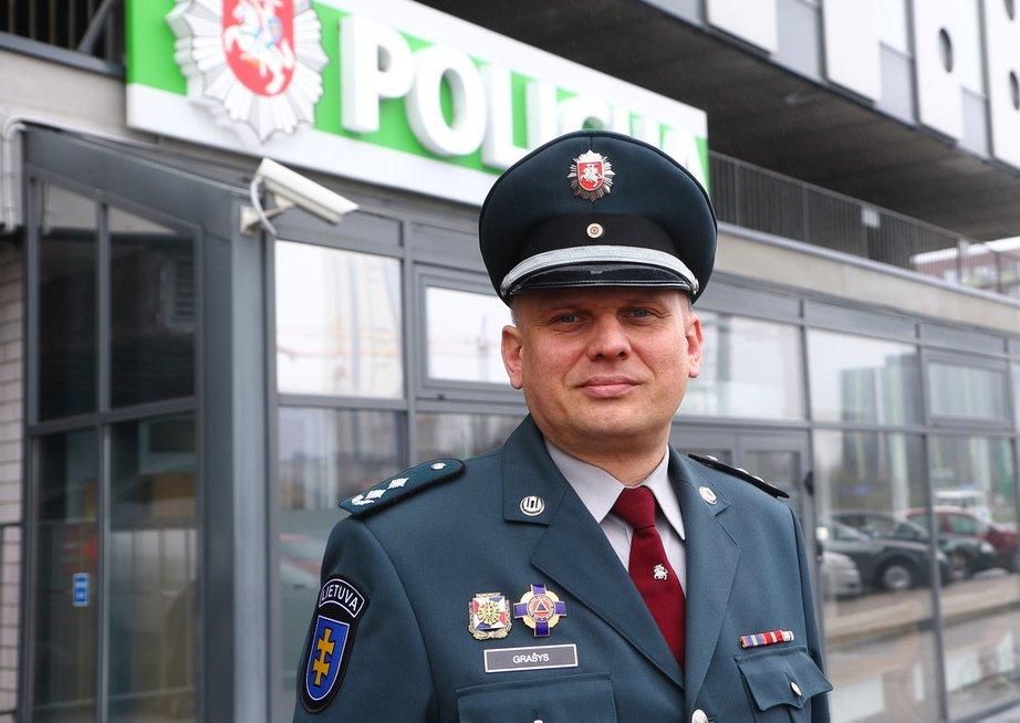 Vytautas Grašys (nuotr. Tv3.lt/Ruslano Kondratjevo)
