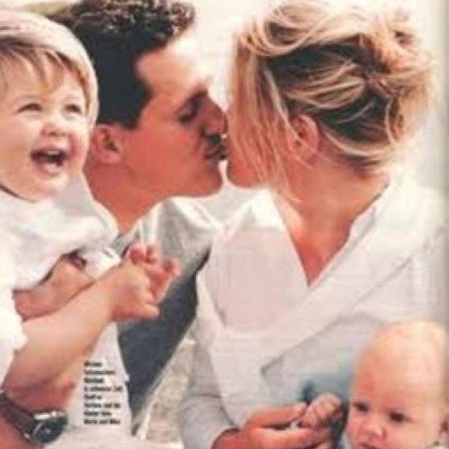 Michaelio Schumacherio šeima laukia stebuklo (nuotr. asm. archyvo)