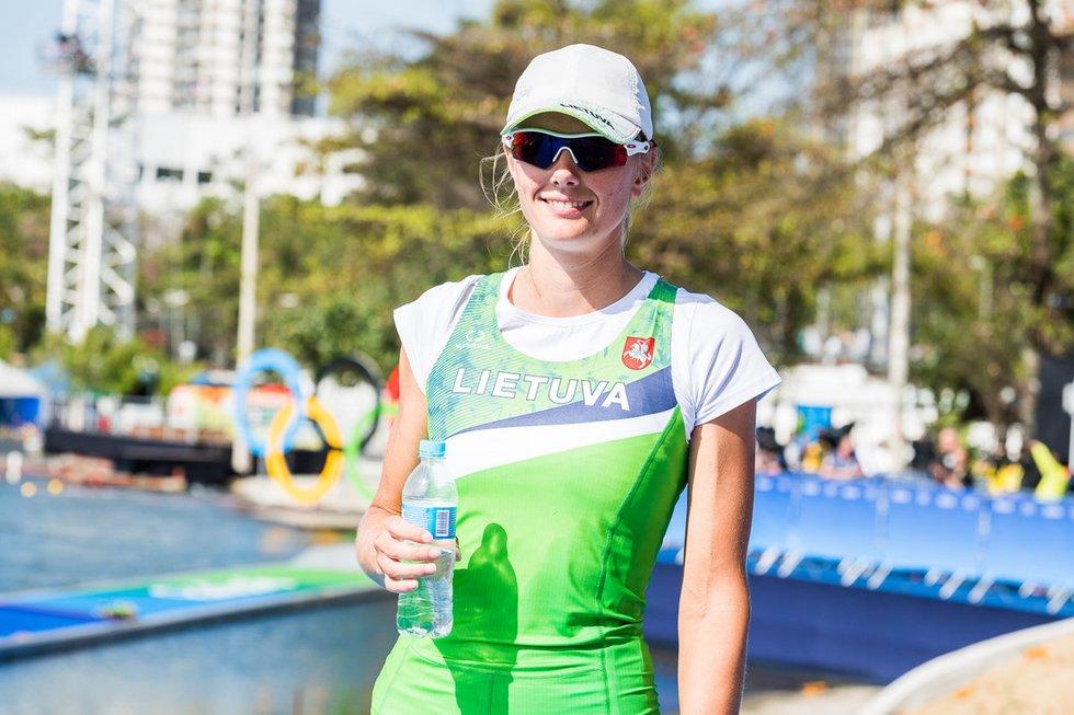 Lina Šaltytė (nuotr. Vytauto Dranginio)