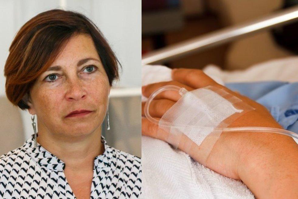 VUL Santaros klinikų gydytoja pulmonologė Elena Jurevičienė (nuotr. 123rf.com)