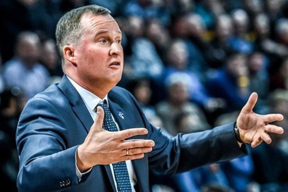 Kazys Maksvytis (nuotr. FIBA Europe)