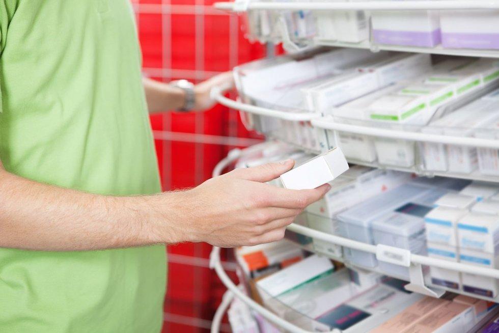 Prekyba vaistais (nuotr. 123rf.com)