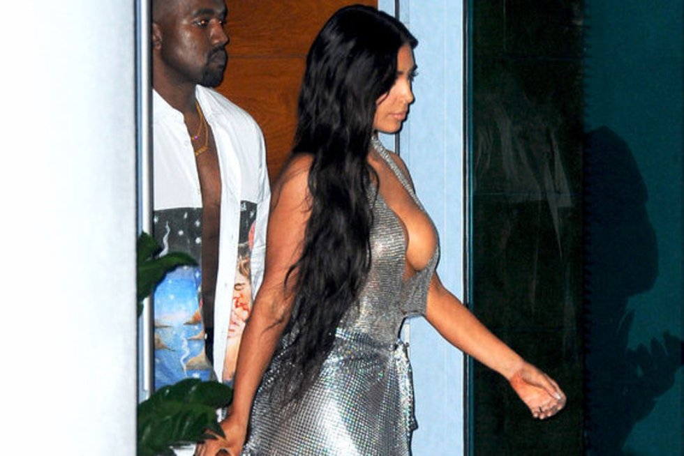 Kim Kardashian (nuotr. Vida Press)