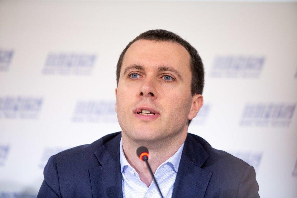 Vaidotas Beniušis  (nuotr. Fotodiena/Justino Auškelio)