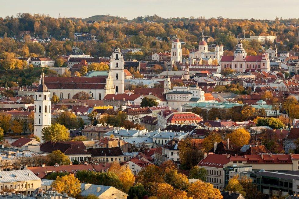 Vilnius (nuotr. Vilniaus miesto savivaldybės)