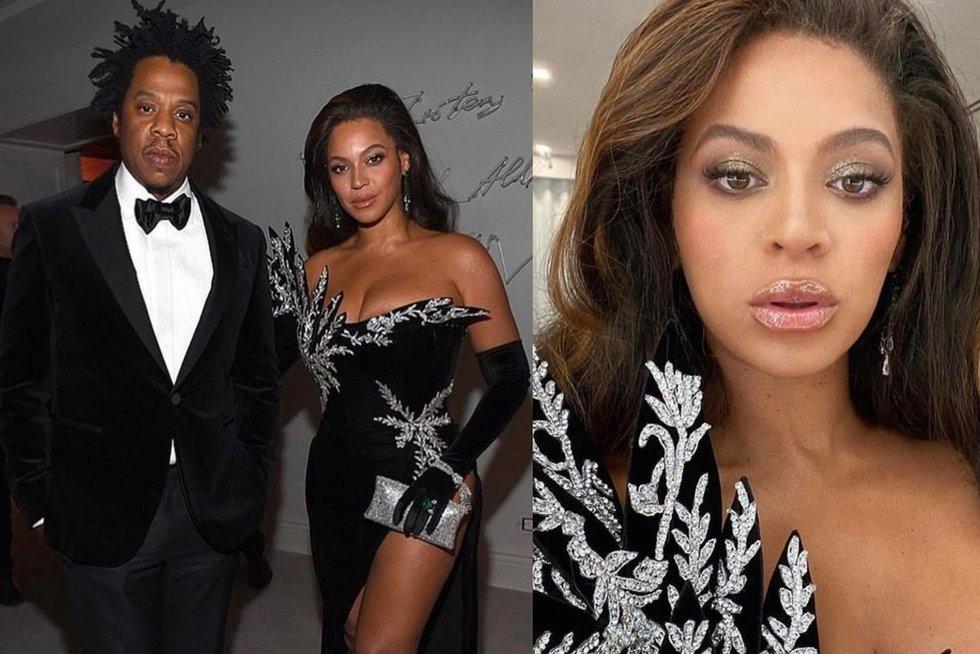 Jay–Z ir Beyonce (nuotr. Instagram)