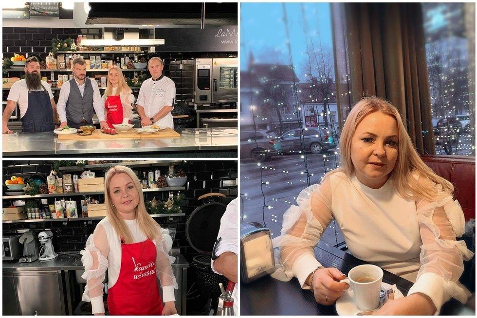 tinklaraštininkė Odeta Jackytė-Kudopčenkienė (nuotr. asm. archyvo)