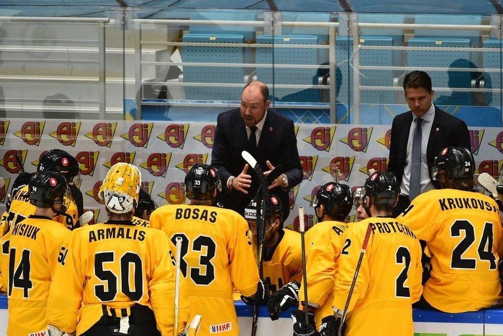 Danielis Lacroix (IIHF nuotr.)