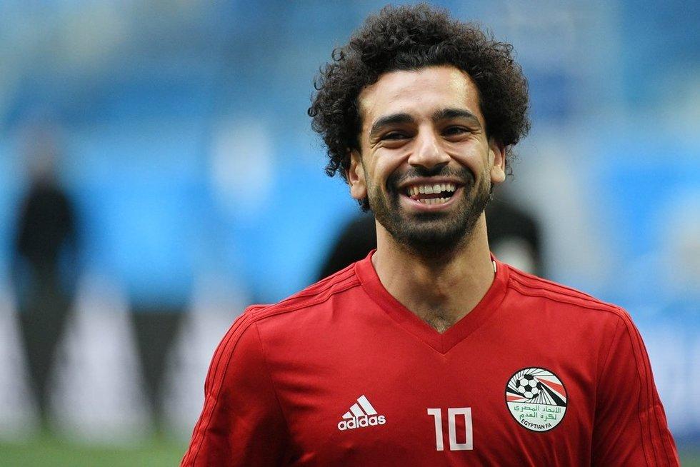 Mohamedas Salah (nuotr. SCANPIX)