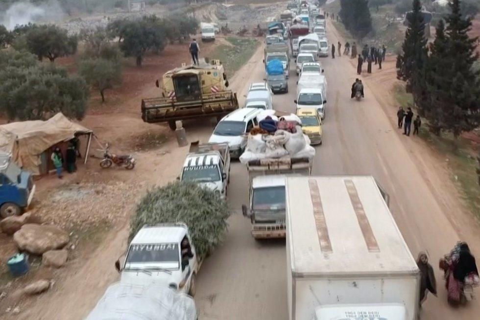 Sirija (nuotr. stop kadras)