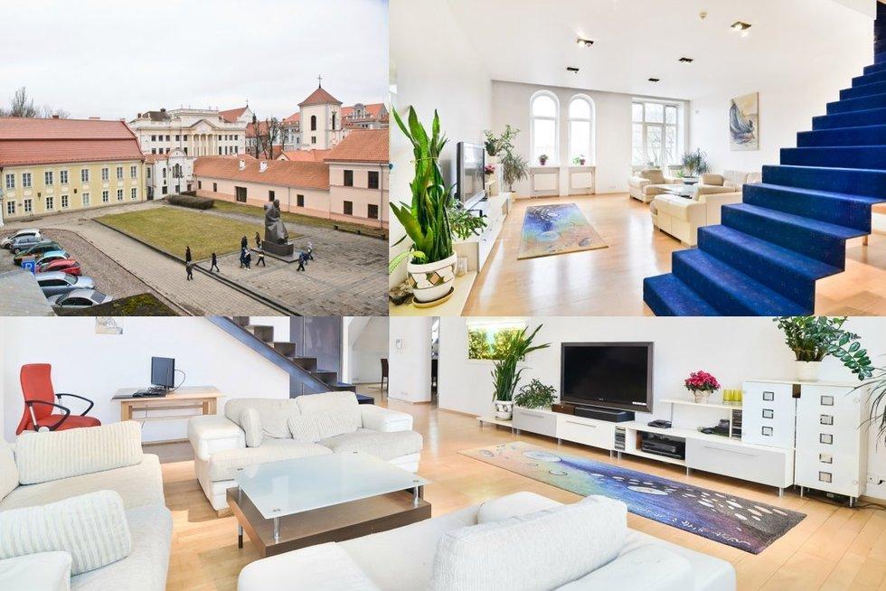 Ne tik Vilniuje daugėja butų, kuriuos įpirks ne kiekvienas