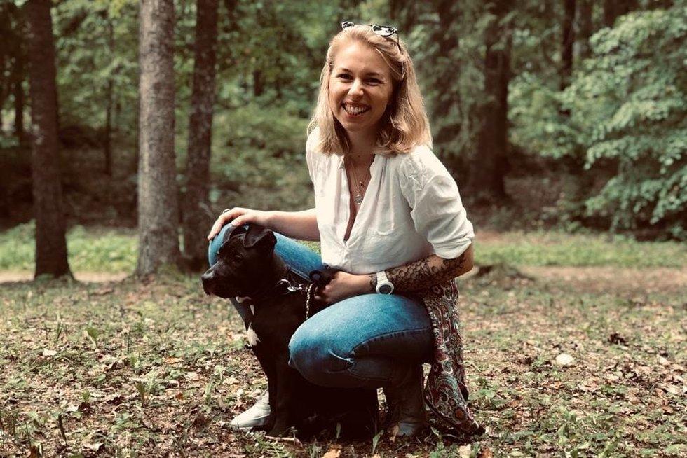 Milda Martinkėnaitė (nuotr. asm. archyvo)