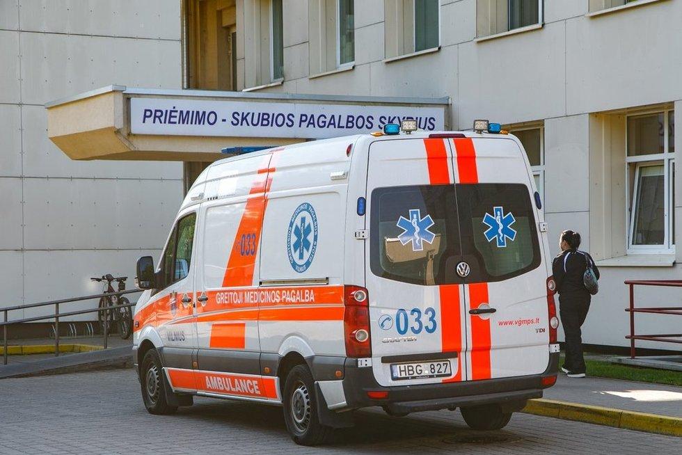 Vaikų ligoninė (nuotr. Tv3.lt/Ruslano Kondratjevo)