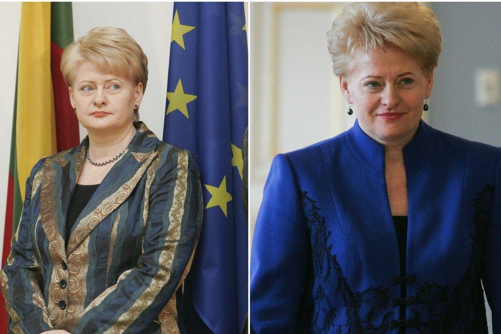 Dalia Grybauskaitė (nuotr. BFL)