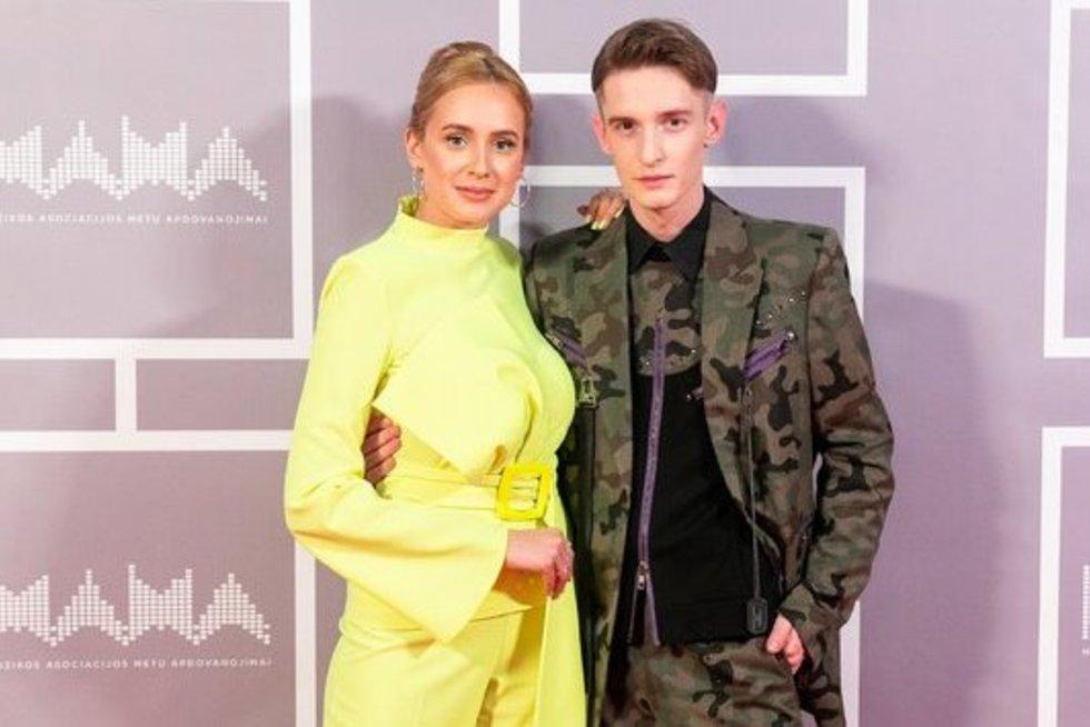 Viktorija Šaulytė ir Joringis Šatas (Irmantas Gelūnas/Fotobankas)