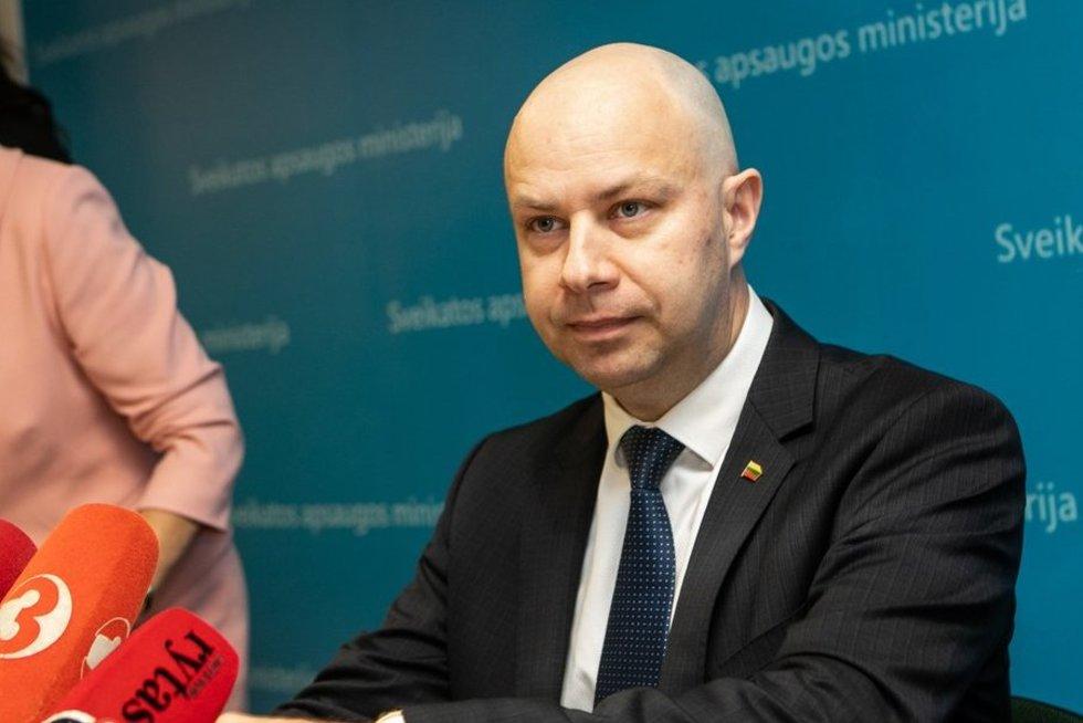 Aurelijus Veryga (Paulius Peleckis/Fotobankas)