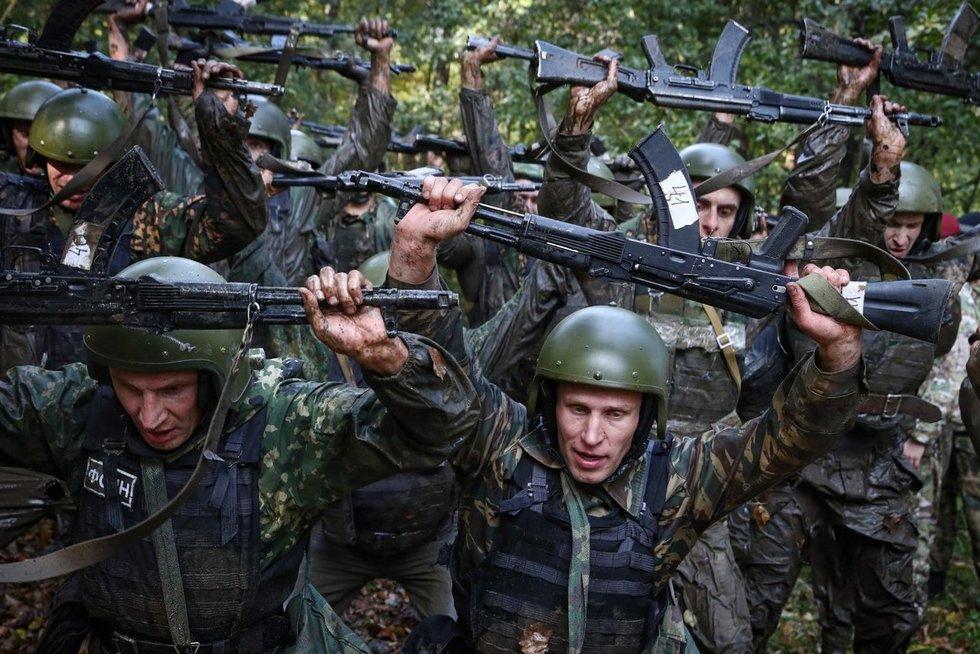 Rusija turi specialų būrį, kurio tikslas – destabilizuoti padėtį Europoje (nuotr. SCANPIX)