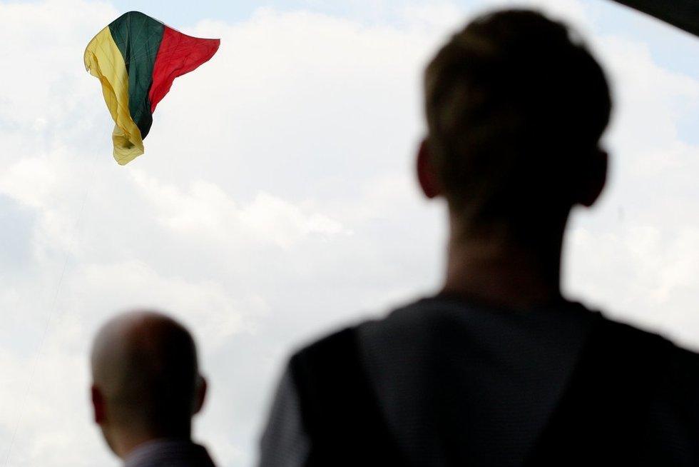 Lietuvos vėliava (nuotr. Fotodiena.lt)
