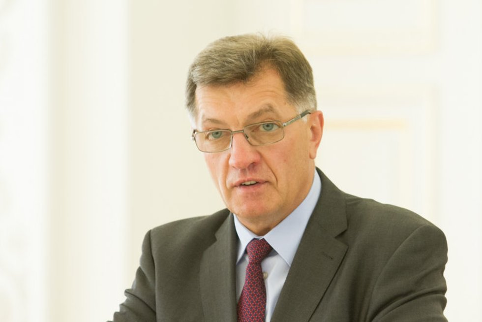 Algirdas Butkevičius (nuotr. Balsas.lt/Ruslano Kondratjevo)