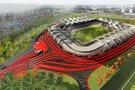 Nacionalinio stadiono projektas (nuotr. Organizatorių)