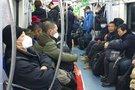 Kinijos virusas: 9 mln. gyventojų turintį miestą palieka be viešojo transporto (nuotr. SCANPIX)