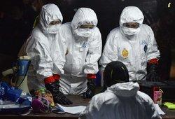 Lietuvoje skelbiama ekstremali situacija dėl koronaviruso