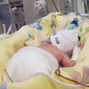 Girta namuose kūdikį pagimdžiusi vilnietė – policijos pareigūnė