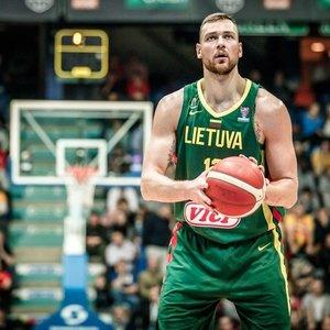 Lietuva atranką į Europos čempionatą pradėjo gėdingu pralaimėjimu Belgijai