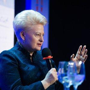 """Grybauskaitė įvertino dabartinę politiką: kartelė krito žemiau """"plintuso"""""""