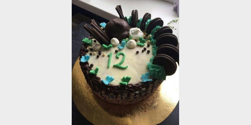 Ritos kurti tortai žavi aplinkinius