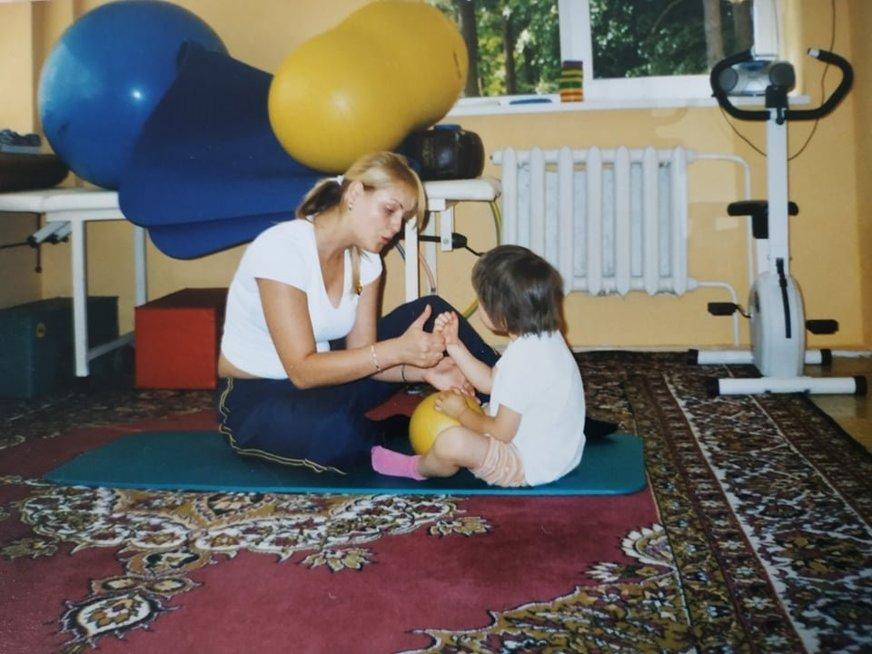 Terapeutė Laura, kurią Vilijos mama prisimena iki šiol
