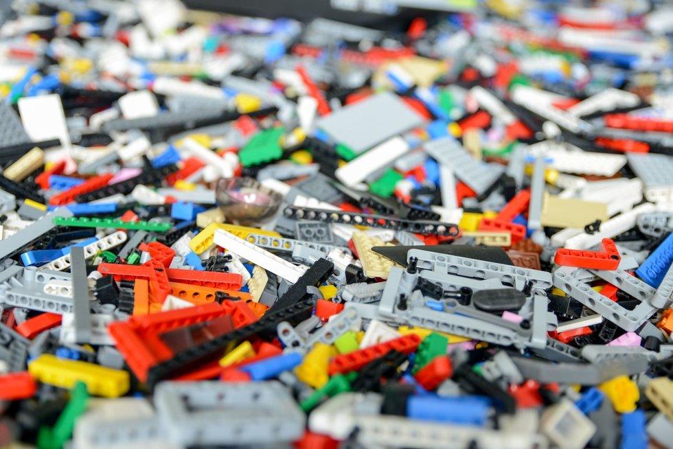 """Lego"" detalės"