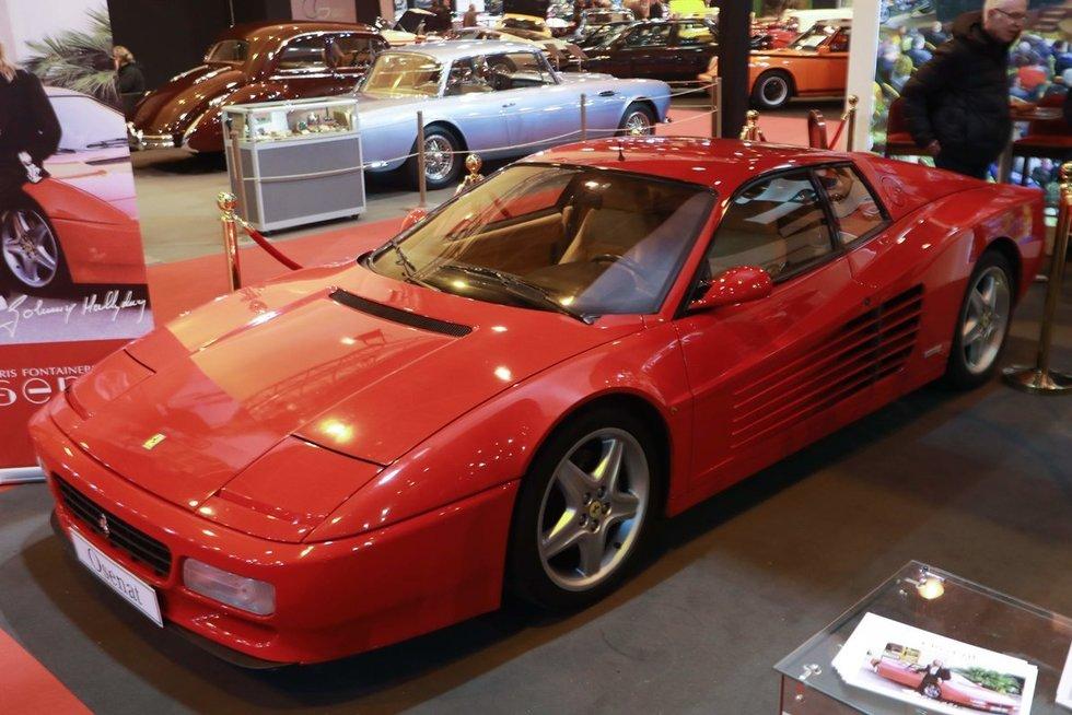Ferrari (nuotr. Scanpix)
