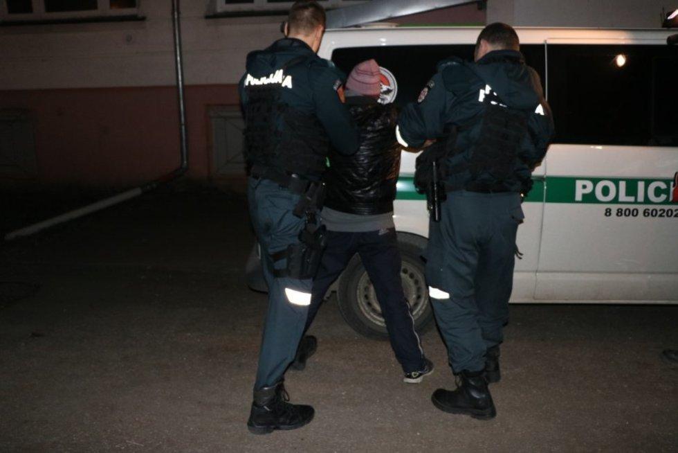 Policija (nuotr. Policijos)