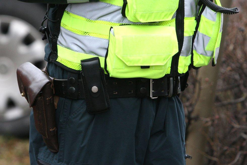 Policininkas (nuotr. BFL)