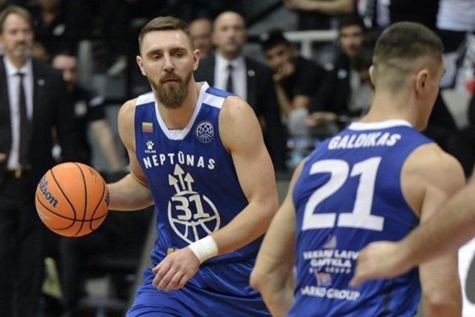 D. Gailius ir S. Galdikas (nuotr. FIBA Europe)