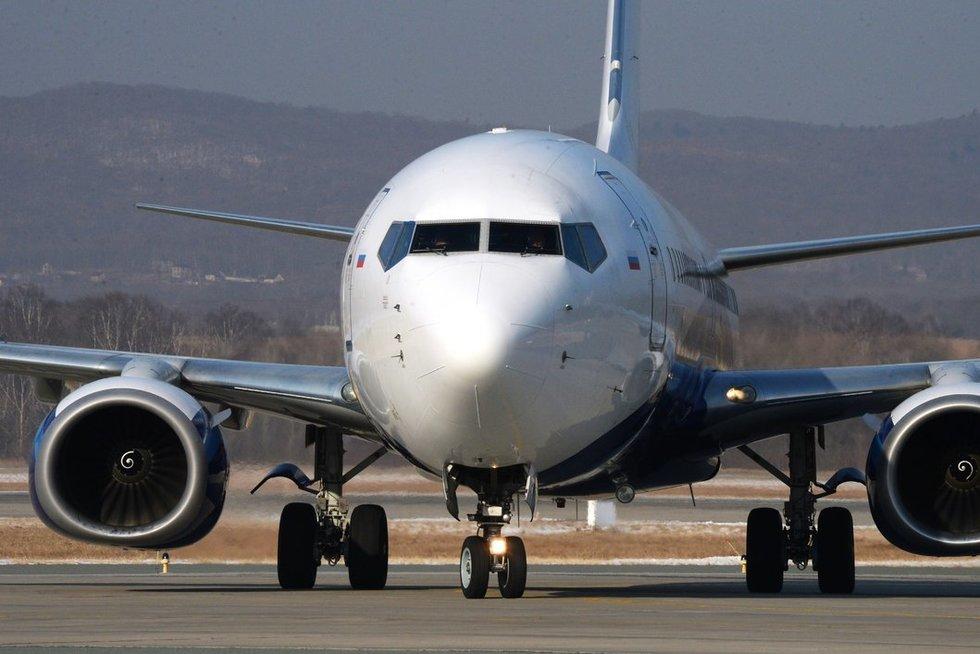Boeing 737 (nuotr. SCANPIX)